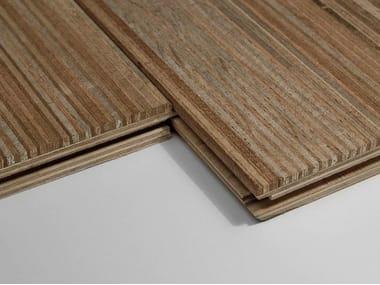 Ecological flooring PLANK