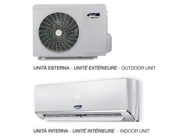 Climatizzatore a parete a pompa di calore con sistema inverter POLAR WIFI | Climatizzatore a parete