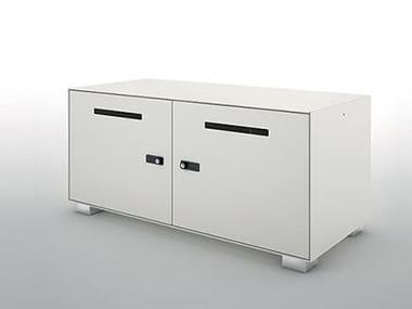 Metal office storage unit / safe-deposit box PRIMO LOCKERS