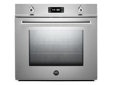 Built-in electric multifunction stainless steel oven PROFESSIONAL - F30 PRO XT