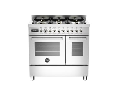 Professional stainless steel cooker PROFESSIONAL - PRO90 6 MFE D