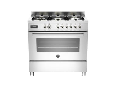Professional cooker PROFESSIONAL - PRO90 6 MFE S