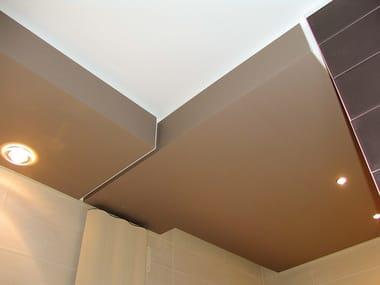Карнизы для подвесных потолков