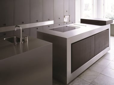 Kitchen with island NPU PROGR.031