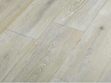 English oak parquet Quercia spiaggiata