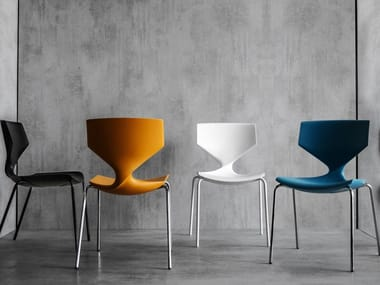 Stackable chair QUO