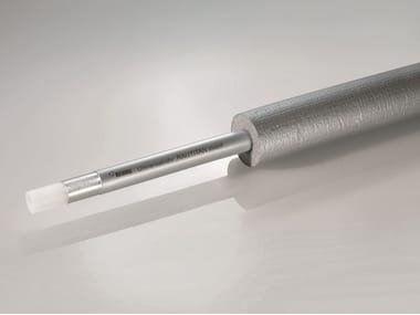 Pipes for heating and cooling systems