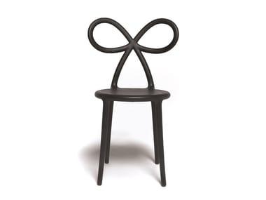 Stuhl aus Polypropylen RIBBON | Stuhl