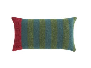 RUSTIC CHIC   Rectangular cushion