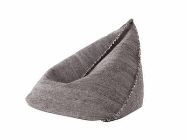 Poltrona a sacco in tessuto SAIL | Poltrona a sacco