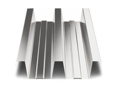 SAND150 | Panel y chapa metáliao para cubiertas