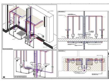 Software integrati cad computo cad e rendering archiproducts - Software per disegnare mobili ...
