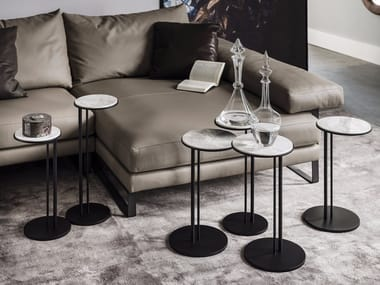 tavolini cattelan italia   archiproducts - Tavolino Design Gambe Legno Atari Cattelan