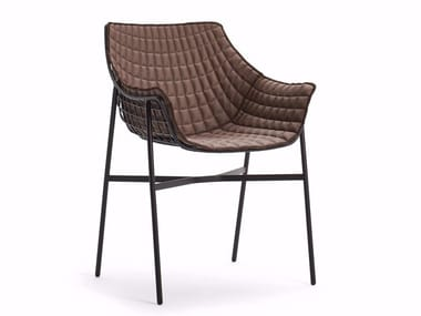 Garden chair with armrests SUMMERSET | Chair with armrests