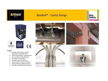 Sistema construtivo em carpintaria metálica TASSELLO BOXBOLT STRUTTURE TUBOLARI | Sistema construtivo em carpintaria metálica