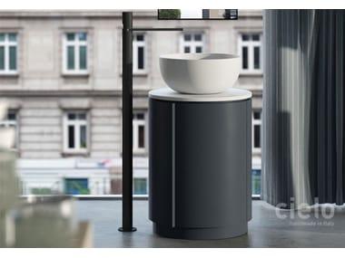 Floor-standing vanity unit TIBERINO