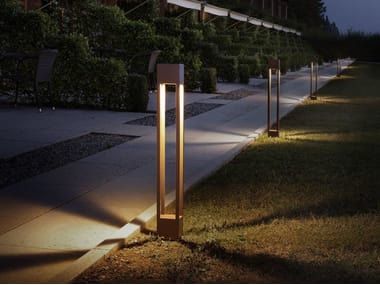 led stainless steel bollard light torch - Bollard Lights