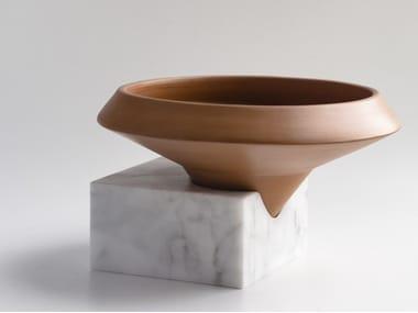 Terracotta vase TRASCORSO