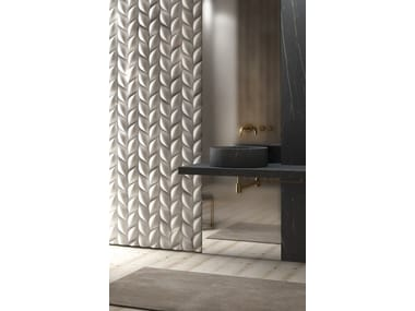 3D Wall Panel TRECCIA