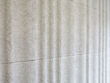 Paneles acústicos decorativos de madera-cemento TROLDTEKT WAVE