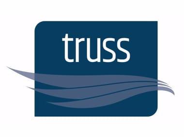 Расчёт плоской или пространственной решетчатой конструкции TRUSS
