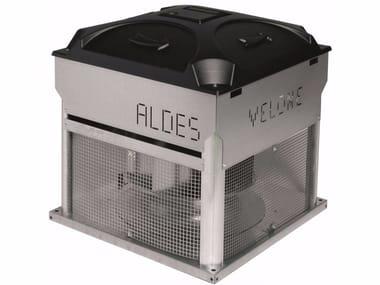 Extractor de ventilación mecánica VELONE F400