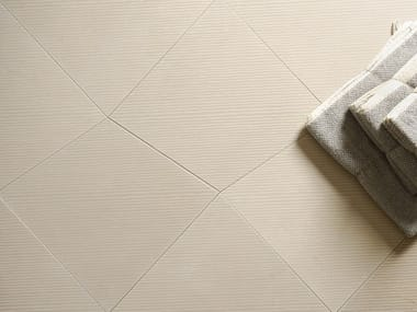 Natural stone wall/floor tiles VIBES QUADRILATERO BEIGE