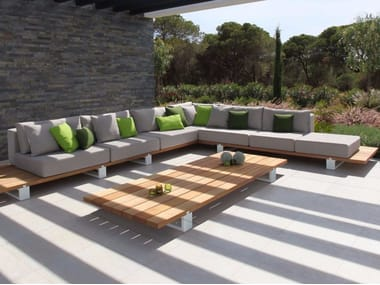 Lounge set da giardino VIGOR LOUNGE