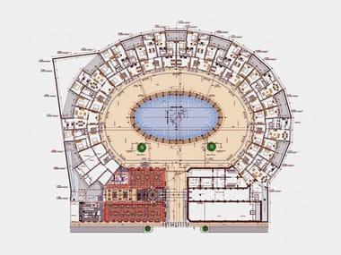 Disegno tecnico CAD 2D 3D Vectorworks ARCHITECT
