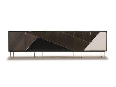 Wooden sideboard WIREFRAME | Sideboard