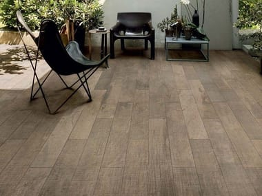 Wall/floor tiles with wood effect WOODEN TILE OF CDC