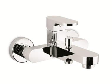 Miscelatore per vasca a muro monocomando con deviatore X-LIGHT | Miscelatore per vasca a muro