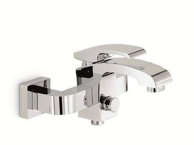 Miscelatore per vasca a muro monocomando con deviatore X-SENSE | Miscelatore per vasca a muro
