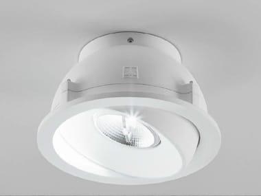 Adjustable ceiling spotlight ZENIT 3/G