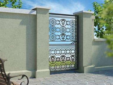 Swing iron gate ARABESQUE 2662
