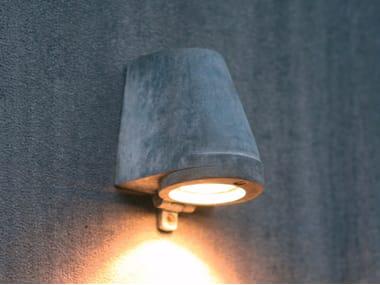 Lampada da parete a luce diretta in zinco BEAMY WALL | Lampada da parete in zinco