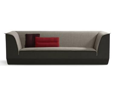 3 seater fabric sofa BIG ISLAND | 3 seater sofa