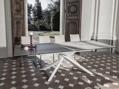 BOOGIE | Extending table By NAOS design Studio D\'Urbino Lomazzi