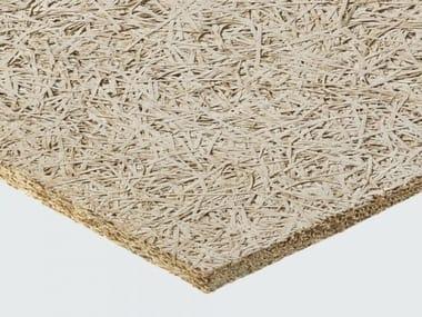 Pannello termoacustico in lana di legno mineralizzata CELENIT NB