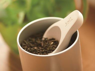 Cucchiaino da tè in diatomite CHA-SAJI