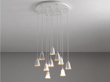 Suspension LED CLÒCHE | Suspension