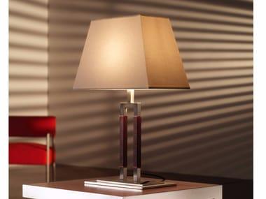 Metal table lamp EM