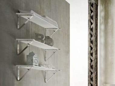 Corian® bathroom wall shelf ERGO-NOMIC | Bathroom wall shelf
