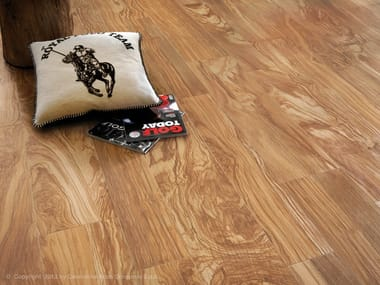 Porcelain stoneware flooring with wood effect ETIC | Porcelain stoneware flooring