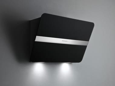 Cappa a parete con illuminazione integrata FLIPPER