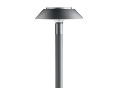 LED die cast aluminium garden lamp post TWILIGHT | Garden lamp post