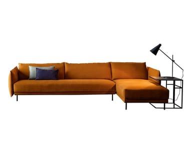 Sectional fabric sofa GRAFFITI | Sectional sofa