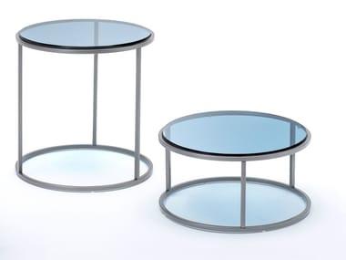 Tavolino rotondo ILE | Tavolino rotondo