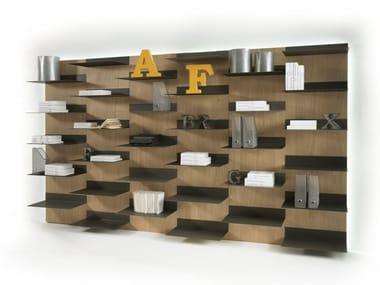 Libreria ufficio in legno IMPLEMENT | Libreria ufficio
