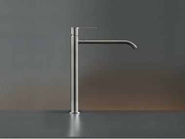 Deck mounted mixer for countertop basin INV 05